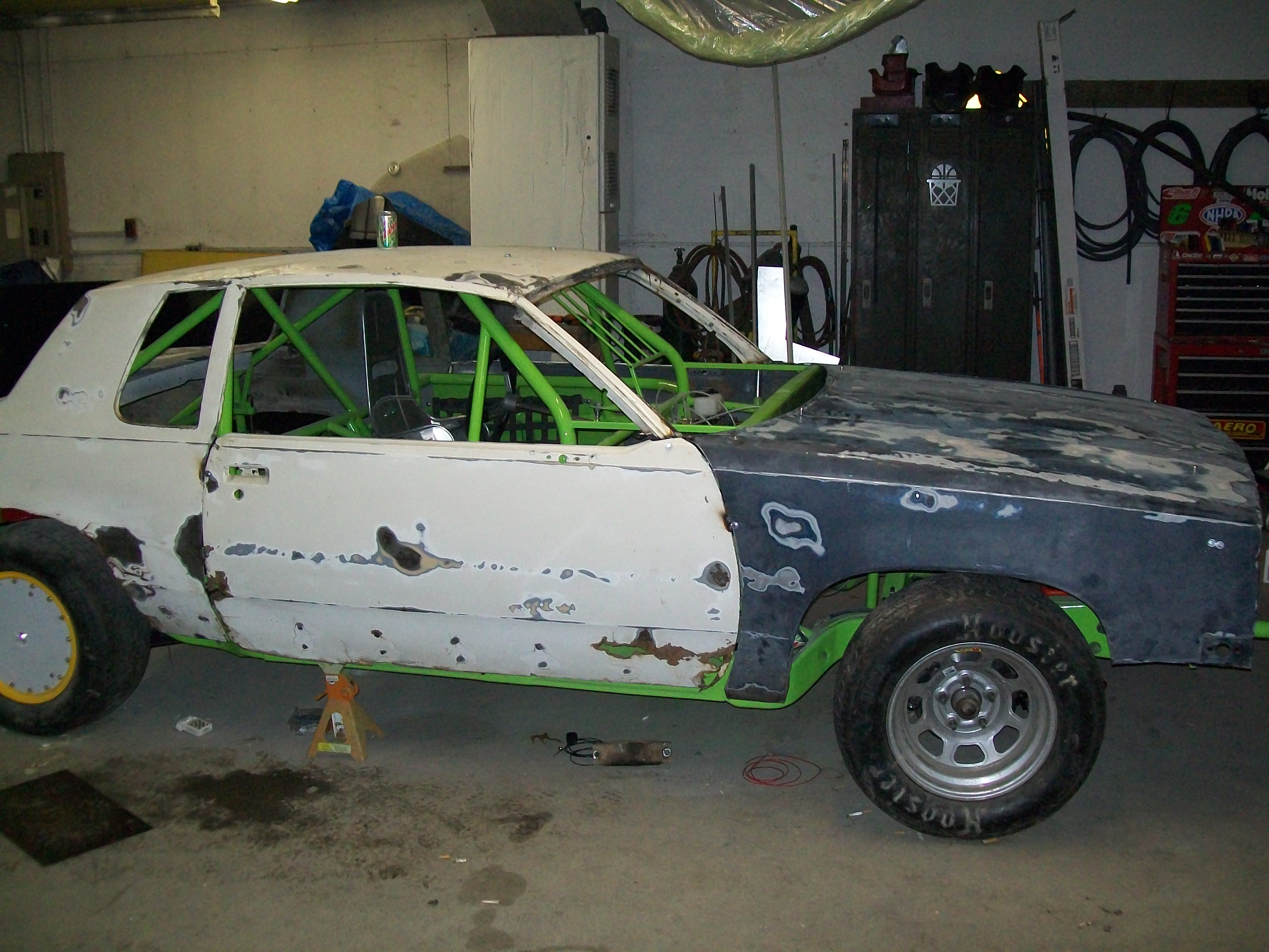 2008 penatrator Stock Car
