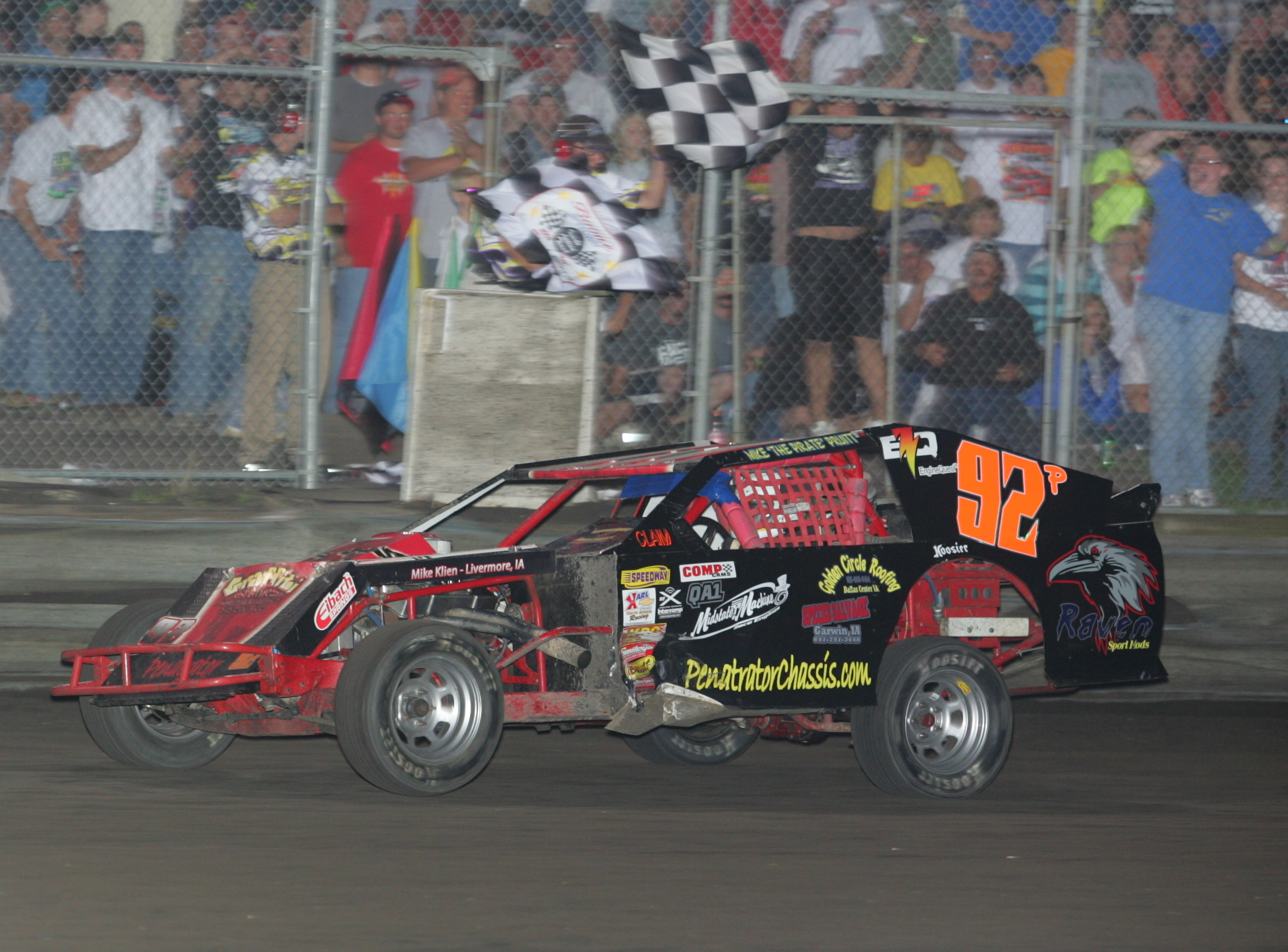 2009 SUPERNATIONALS WIN